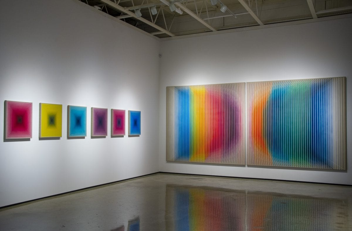 Daniel Mullen 'In A Realm of Luminescence'
